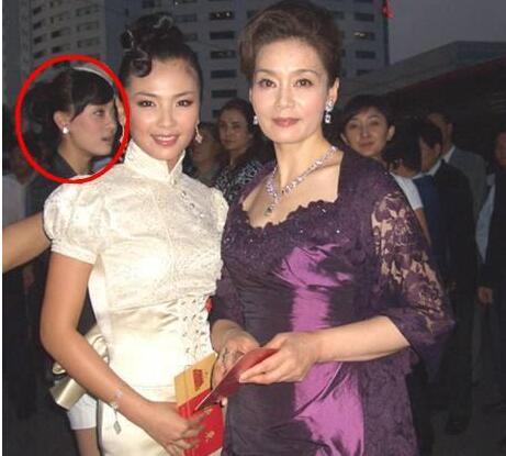 刘涛十年前旧照曝光 面露青涩与孙俪意外同框