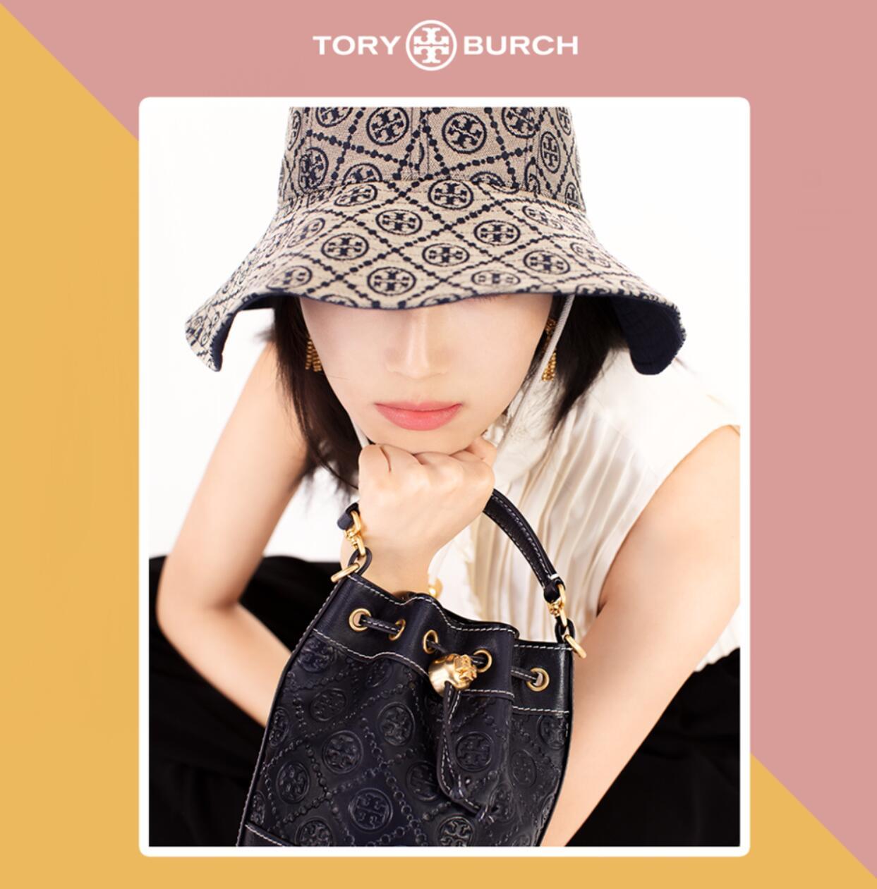 王紫璇《嘉人》X Tory Burch时尚大片 展现双面自我
