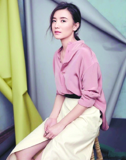 小宋佳:女演员的人生下半场