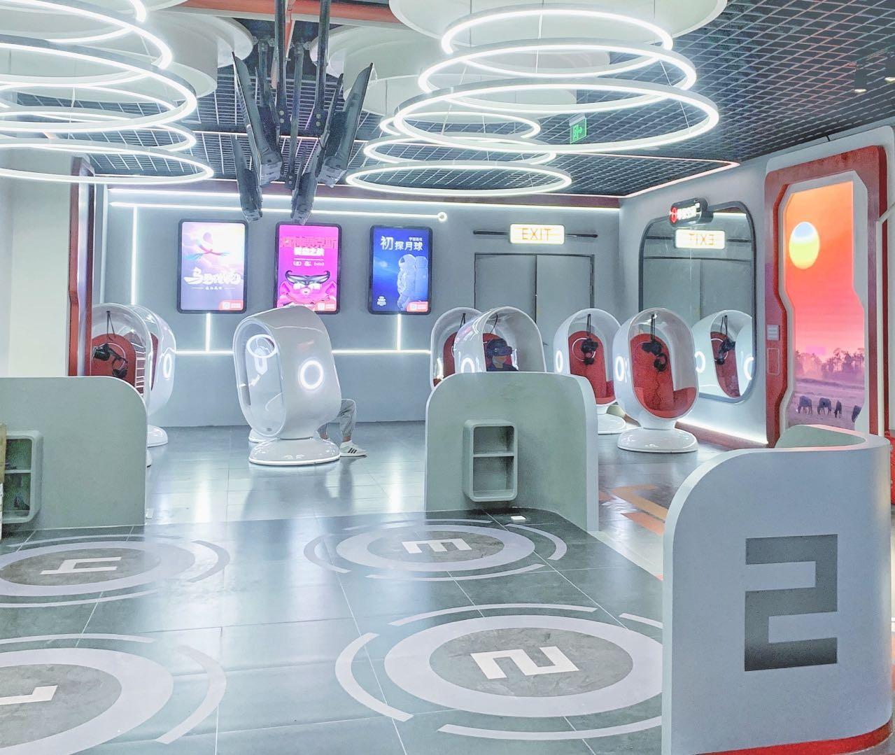 电影宣发新模式 零号空间沉浸式VR体验助力电影宣传新玩法
