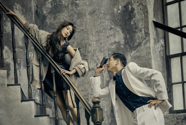林志玲AKIRA结婚近2年 私下小动作展现夫妻真实情况
