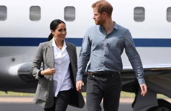 哈里梅根官宣诞下二胎!爱女命名致敬英女王和戴妃