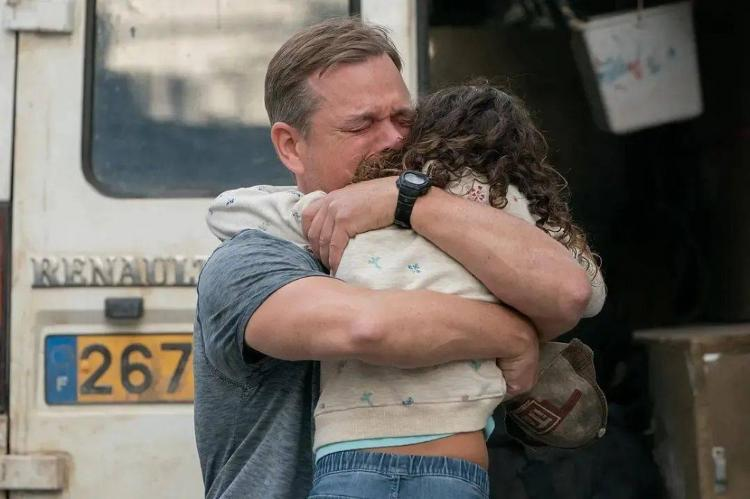 泪洒新片《静水城》首映式,马特·达蒙感叹走出疫情不易