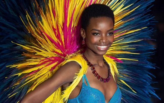 世界十大黑人超模 充满魅力的黑人女性