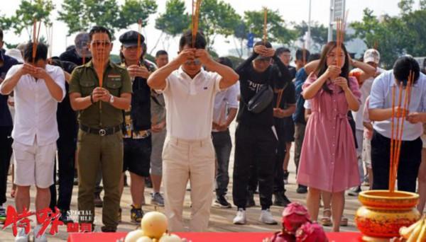 电影《特殊替身》在青岛东方影都举办开机仪式