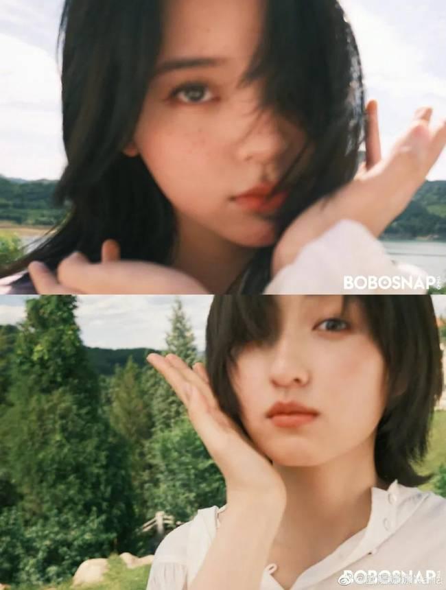 【博狗扑克】欧阳娜娜张子枫合体登封面 青春靓丽谁的魅力强