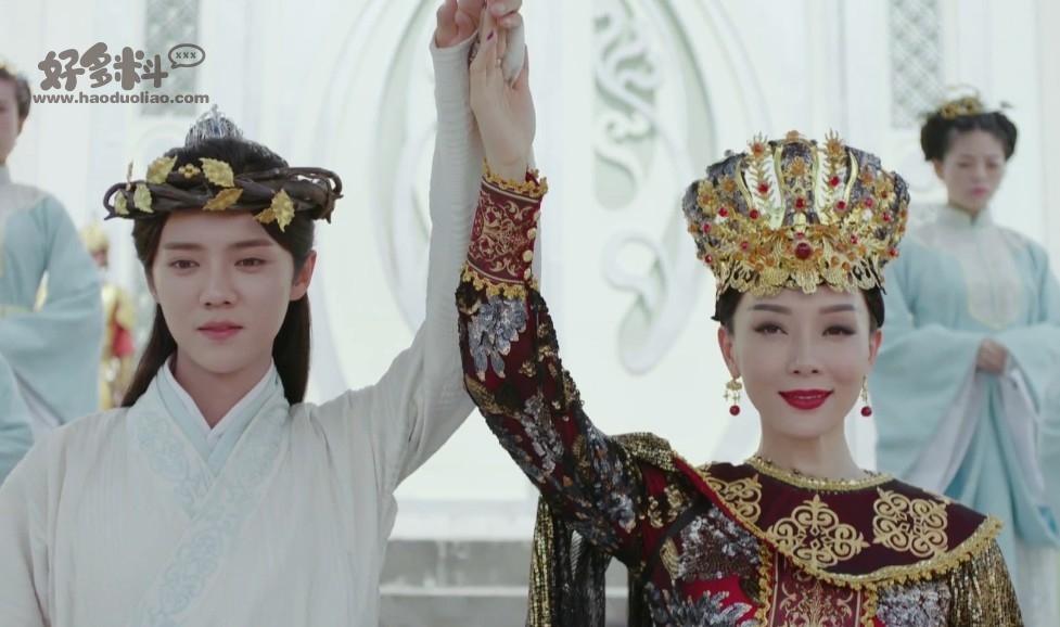 【美天棋牌】鹿晗和陈数是啥关系 首次合作陈数肯定了他的努力