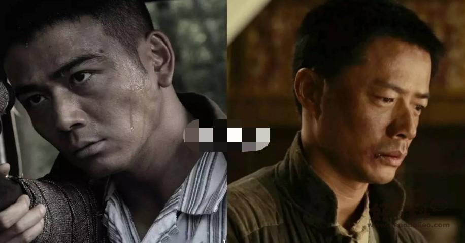 【美天棋牌】段奕宏和杨烁对比照 同为中年男人的两人风评大不同