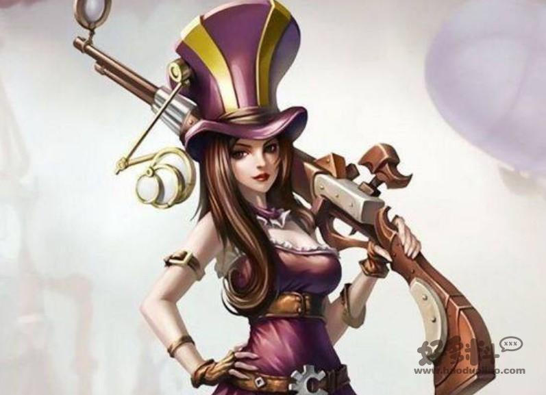 【美天棋牌】英雄联盟哪位女性最漂亮 颜值超高的她们美丽又很暴力