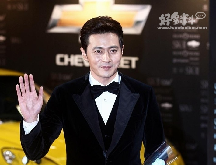 揭秘张东健个人资料简介 他曾被称为韩国第一帅男演员