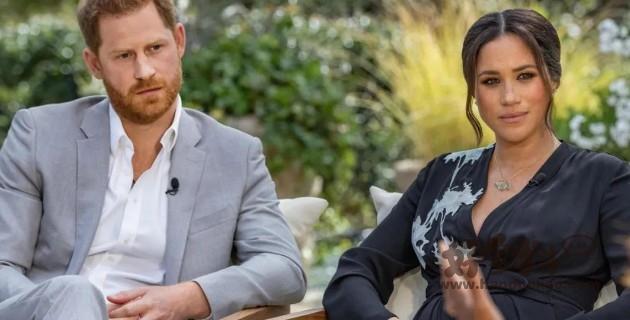 哈里夫妇上节目猛爆王室内幕 曾因压力大而想过自杀