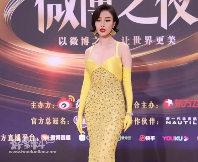 演员倪妮体重多少斤 瘦下来的她成为女神中的女神