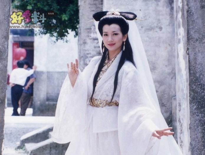 赵雅芝拍的为啥叫新白娘子传奇 她在剧中造型绝美无比