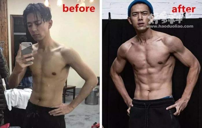 【美天棋牌】李现最胖的时候是多少斤 这支潜力股如今终于成功