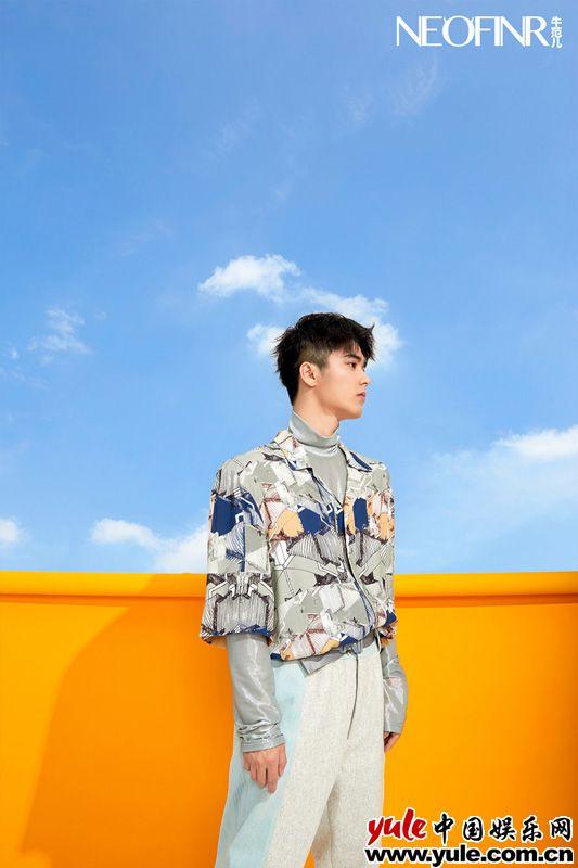 【博狗扑克】刘奕畅最新时尚大片曝光 高级表现力演绎时髦青年穿搭法则