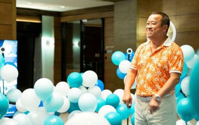 曾志伟升职为TVB总经理 将负责节目内容运营