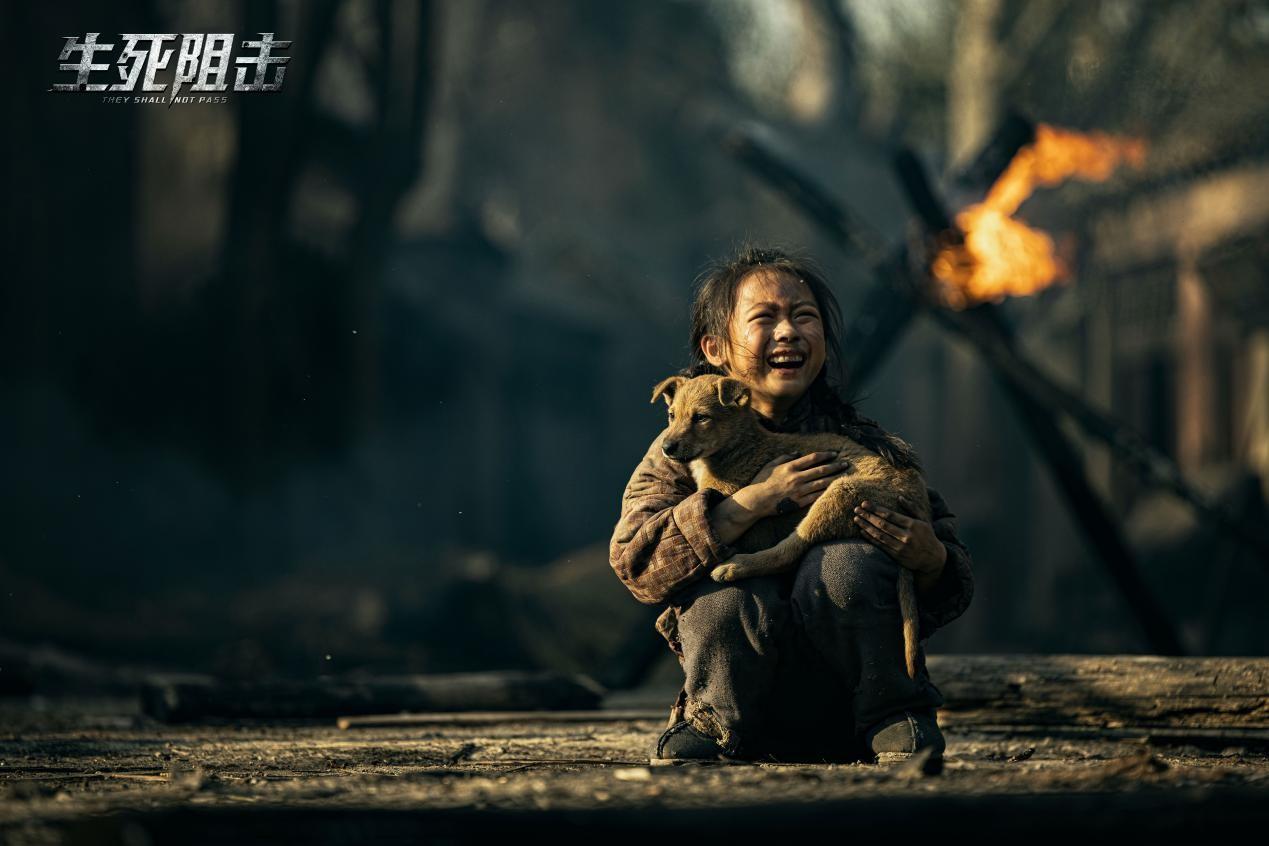 《生死阻击》今日震撼上线!李幼斌领衔众星书写抗日战场铁血荣光
