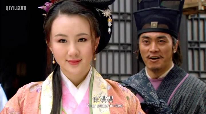 水浒传2011年版潘巧云剧照