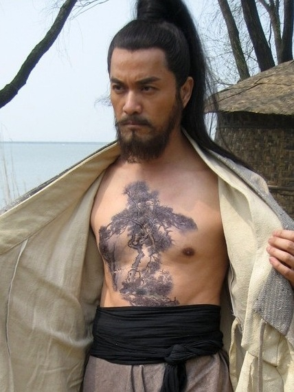 水浒传2011年版晁盖剧照
