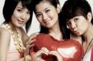 中韩歌手齐聚大PK 少女时代对战SHE