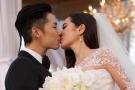 杨幂佟丽娅 盘点明星婚礼现场的浪漫之吻