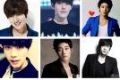 韩国最帅10大男星出炉 李敏镐位居榜首