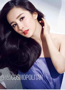杨幂最新杂志写真 诠释新时代女性风采