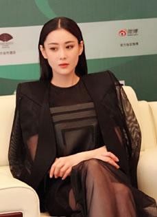 2014年第二届上海电视节新剧推广 张馨予李佳航出席