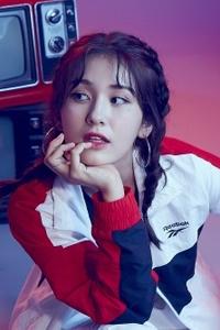 全昭弥登时尚杂志 红唇美艳可爱迷人
