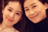 陈法拉宣布结婚喜讯 好友刘诗诗发文祝福