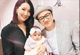 王祖蓝首次过父亲节 谈起女儿笑容满面