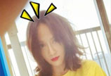 """陈乔恩粉丝破7000万晒四连拍 结果粉丝却担心她""""秃头"""""""