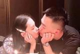 既是生日又是结婚纪念日,张馨予何捷甜蜜热吻!