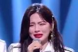 杨超越发表告别感言哭成泪人 沈腾:孩子哭得太惨啦