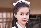Angelababy杨颖小龙女造型 白衣飘飘英姿飒爽