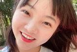 21岁林妙可最新自拍照 皮肤白皙笑容甜美