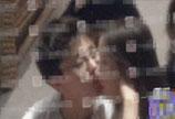 姜贞羽恋情疑曝光 与男子当街贴面亲吻好甜蜜
