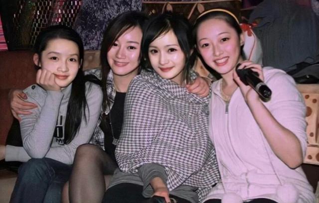 李沁张檬杨幂蒋梦婕10年前旧照流出,杨幂肤色引争议,变化太大