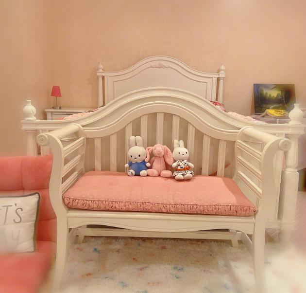 """舒畅回应卧室现""""婴儿床""""照片:本人未婚未育"""