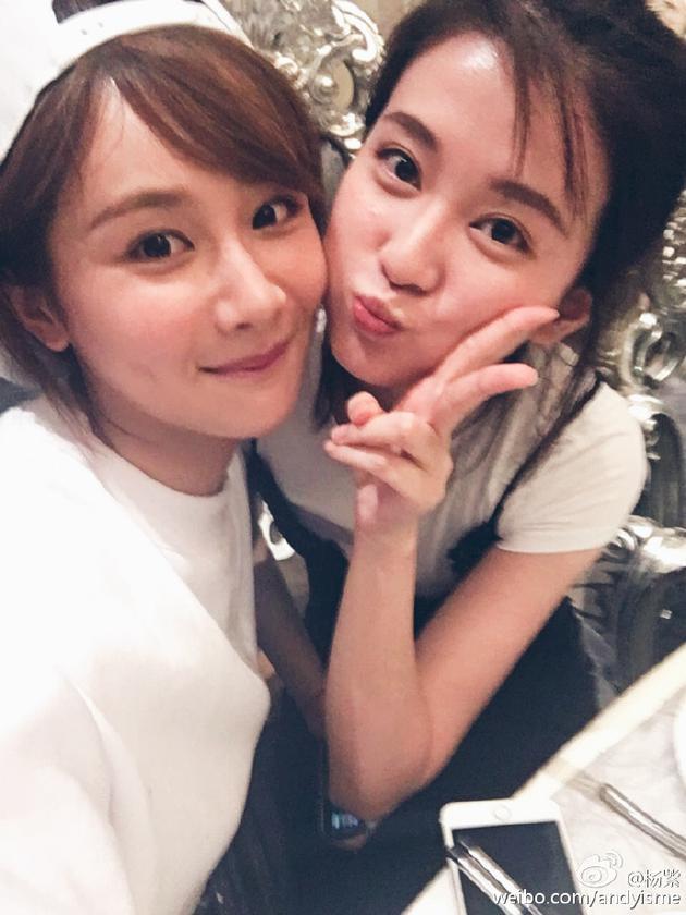 杨紫零点发文为乔欣庆生:我们是真正的好朋友