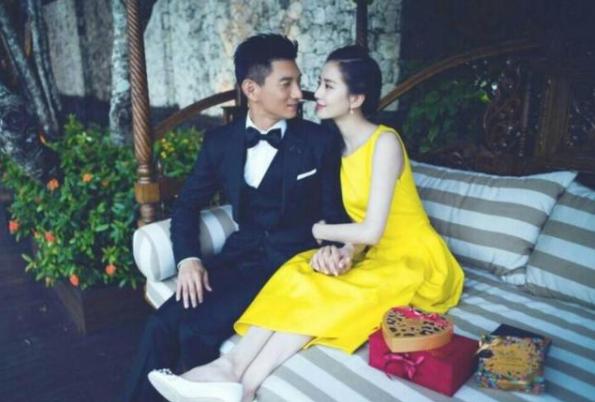 刘诗诗深夜工作,吴奇隆全程陪伴形影不离,不愧是模范夫妻