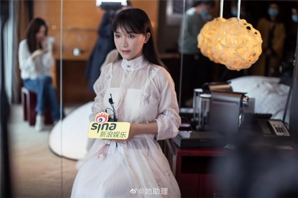 李子柒被评为年度热点人物,婉约造型尽显东方之美