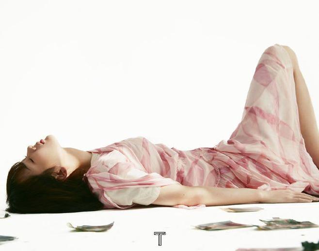 杨紫大片造型与王菲相似遭粉丝质疑,摄影师这样回应
