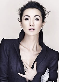 中国最美女星Top20出炉 刘诗诗惨垫底