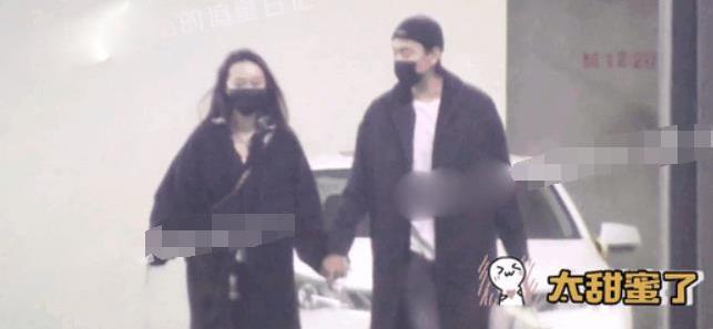 海陆陈小纭成过去式 于小彤和新女友甜蜜牵手逛街